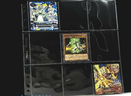 Foto van: Speelgoed 9 square card page dragon ball z yu gi oh transparent pp toys hobbies hobby collectibles g
